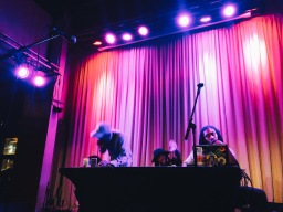 ON + OFF | Vibe Music Collective @ Webster Hall/Metro Gallery 9/25/2015