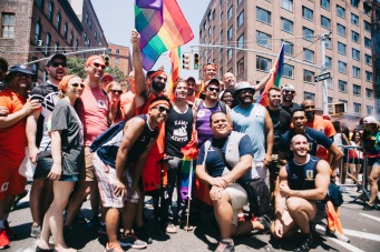 """Organizers of NYC Pride Parade"""